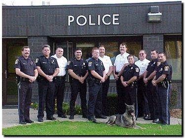 Beaver Twp Police Department in Ohio