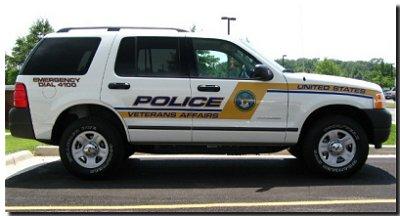 veterans affairs police