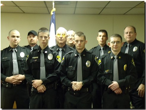 Roster - Mullens City, WV Police Department